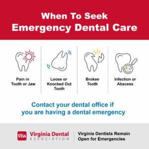 When To Seek Emergency Dental Care